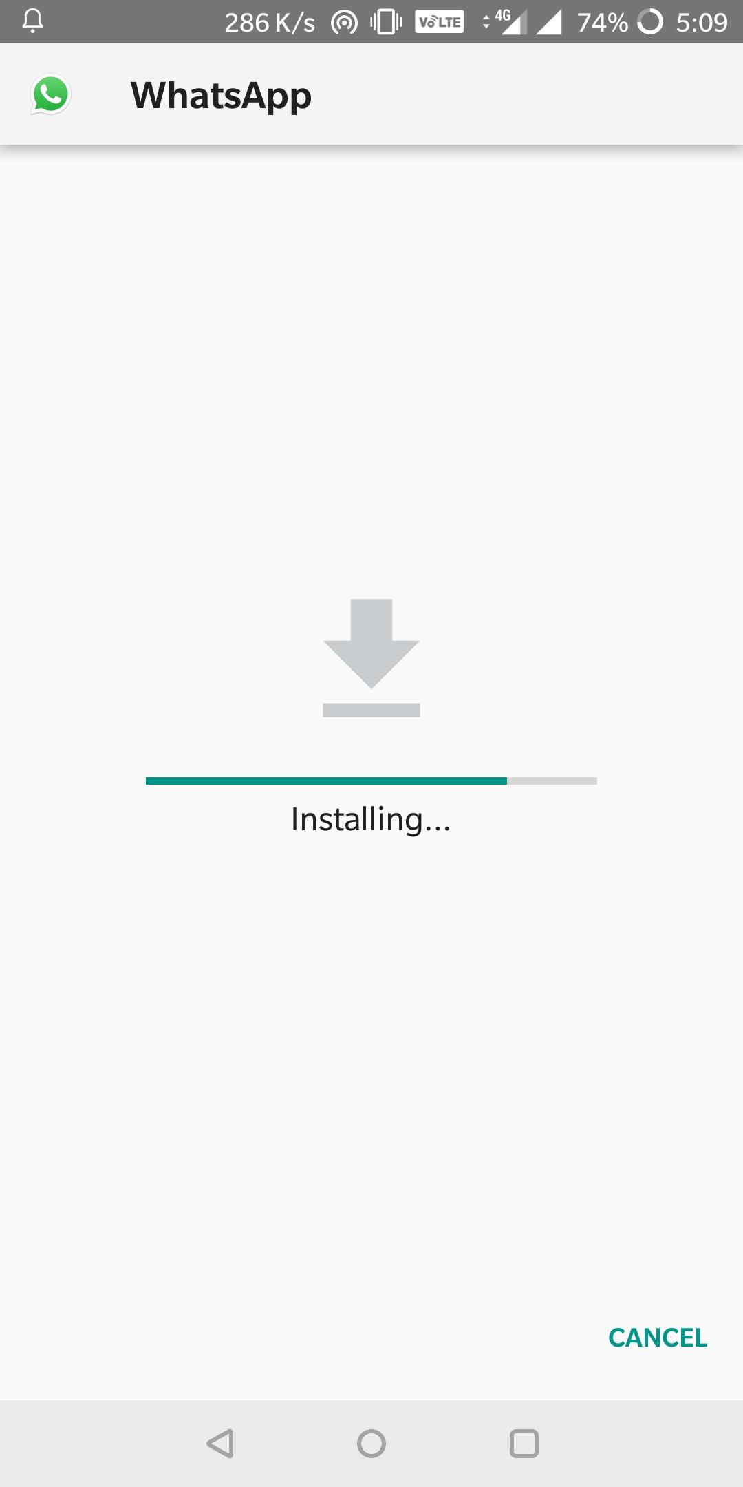 gbwhatsapp-installation