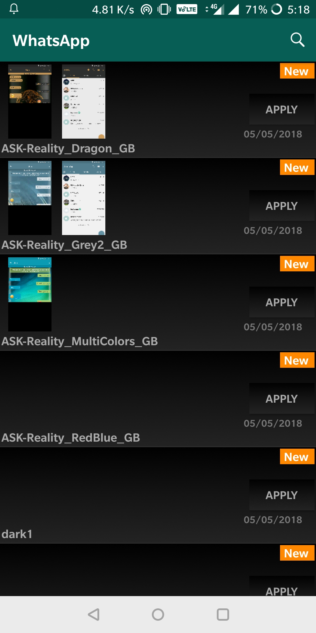 GBWhatsApp Apk v7 00 Download Latest Version For Android